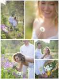 water engagement photos, engagement photos in the water